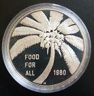1980 Samoa 10 Tala (Silver Proof Coin) 3000 Minted Singapore Mint.....