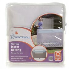 New Dreambaby Playpen Play Yard Portacot Insect Mosquito Net Netting Dream Baby