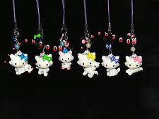 Yujin Sanrio Charmmy Kitty figure strap collection gashapon ( full set 6 pcs)