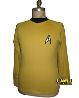 Uniform STAR TREK Classic Kirk - Replica  NEU XL - neu