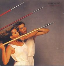 CD -  ROXY MUSIC - Flesh + Blood