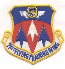71st FLYING TRAINING WING  patch