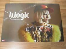 LEE HYO RI : H-LOGIC [ORIGINAL POSTER]  *NEW* K-POP
