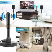 Portable TV Antenna Aerial Dvb-t Best High Definition Caravan Digital Freeview