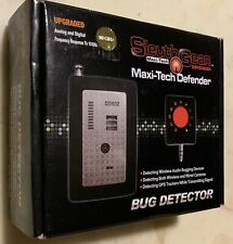 Sleuth Gear Defender Maxi-Tech Defender 10 GHz Personal Bug Detector