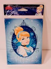 NEW Disney Cinderella 8 Invitations, Envelopes and Thank You Cards