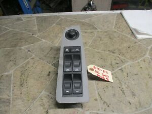 ✅ 2006-2010 CHRYSLER 300 FRONT MASTER DOOR SWITCH POWER WINDOW LOCK OEM W/TRIM