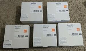 """5 Sea Gull Lighting 14700SC-15 - 6"""" T24 2700K White Recessed LED  - Lot of 5"""