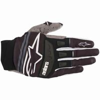 2019 Alpinestars Techstar MX Gloves - Black White