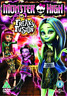 Monster High: Freaky Fusion DVD NUOVO