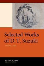 NEW - Selected Works of D.T. Suzuki, Volume I: Zen