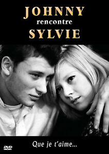 DVD Johnny Hallyday rencontre Sylvie Vartan