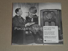 "Porcupine Tree ""Recordings"" 2015 cd Sealed [Steven Wilson Gavin Harrison No-Man]"