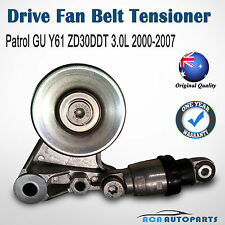 Engine Drive Fan Belt Tensioner fit Patrol GU ZD30DDT 3.0L Assembly 00-07 4cyl