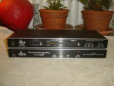 Pair DBX 1BX Series 2 & 222, Dynamic Range Expander, Noise Reduction, Vintage