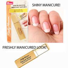 SALLY HANSEN Liquid Buffer NATURAL SHINE INSTANT NAIL FINISH - PINK TINT