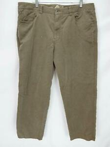 Tommy Bahama Khaki Jeans Pants Light Brown Men's Waist 40 x 28L