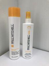 Paul Mitchell Baby Don't Cry Shampoo (10.14 fl oz) & Taming  spray  8.5 oz