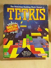 Vintage 1989 Tetris the Game by Milton Bradley