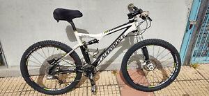 bicicleta BTT, CANNONDALE SCALPEL HM3, horquilla LEFTY, 26´´, cuadro de carbono.