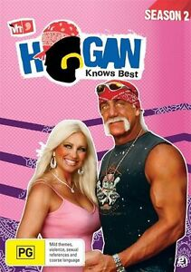 Hogan Knows Best : Series 2 (DVD, 2010, 2-Disc Set)--FREE POSTAGE