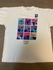1994 Olympics Shirt - Lillehammer - Xl - Original - Rare - Vintage