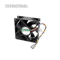 New For Dell OptiPlex 990 7010 9010 XE2 T1600 Mini Tower Chassis Fan WC236 Fan