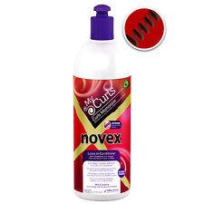 Novex - Meus Cachos/My Curls Cranberry - Creme de pentear - INTENSO 3c - 500 g