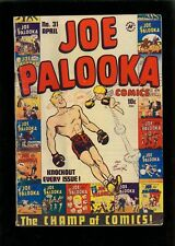 Joe Palooka 31 VG- 3.5