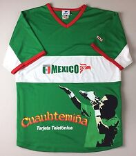 Joma Mexico Cuauhtemina Soccer Jersey Size Large Men's Green-White-Red
