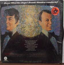 Dean Martin sings Frank Sinatra conducts 33RPM SPC3465  121016LLE#2
