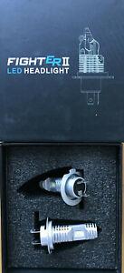 Led Headlight Honda CBR1000RR Fireblade CBR600RR Dual H7 Kit Conversion Headlamp