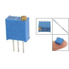 100K Ohm 104 3296W Cermet Potentiometer Trimpot Trimmer 50 pcs LW SZUS