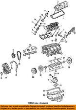 GM OEM Engine-Oil Pump Drive Gear 1104072