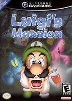 Luigi's Mansion in original box, very good condition