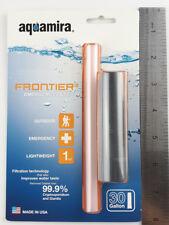 Aquamira 67005 Frontier Emergency Water Filter