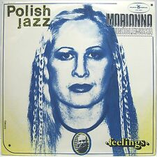 Marianna Wroblewska FEELINGS Polish Jazz vol.53 - Vinyl LP Near Mint