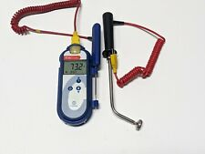 Comark Thermometer With Probe Model C28 K Type