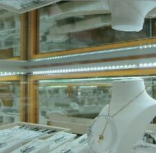 LED Replacement SHOWCASE Lighting - 32 ft KIT - Glass Jewelry Display Case LED