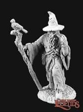 Reaper Miniatures 02905: Arthur Wanderhat, Wizard - Dark Heaven Legends Metal Mi