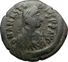Anastasius 491AD Constantinople Follis Authentic Ancient Byzantine Coin i69636