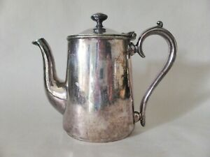 Mappin & Webb Princes Plate Teapot, Sheffield, Antique 3/4 Pint Teapot, High Tea