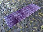 Runner rug, Handmade wool rug, Bohemian vintage rug, Carpet | 1,8 x 5,2 ft