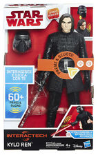 Star Wars Kylo Ren Interactech Interactive Charater Action Figure HASBRO