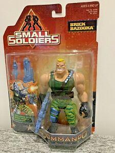 Small Soldiers Commando Elite Brick Bazooka Action Figure 1998