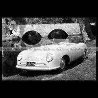 #pha.019782 Photo PORSCHE 356-001 1948 Car Auto
