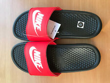 NWT Mens Benassi Jdi Slide Sandals Slippers Flip-flop for House Beach Pool