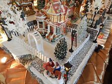 "Christmas - Halloween 35"" b 00006000 endable White Picket Fence Village Display Dept 56"