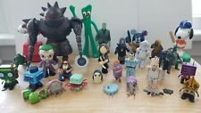 FIGURE LOT ANIME ALIENS GODZILLA RARE JAPANESE GUMBY SNOOPY SEE PICTURES