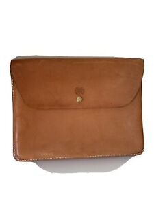 Best Made Co Large Document Case Gfeller Leather